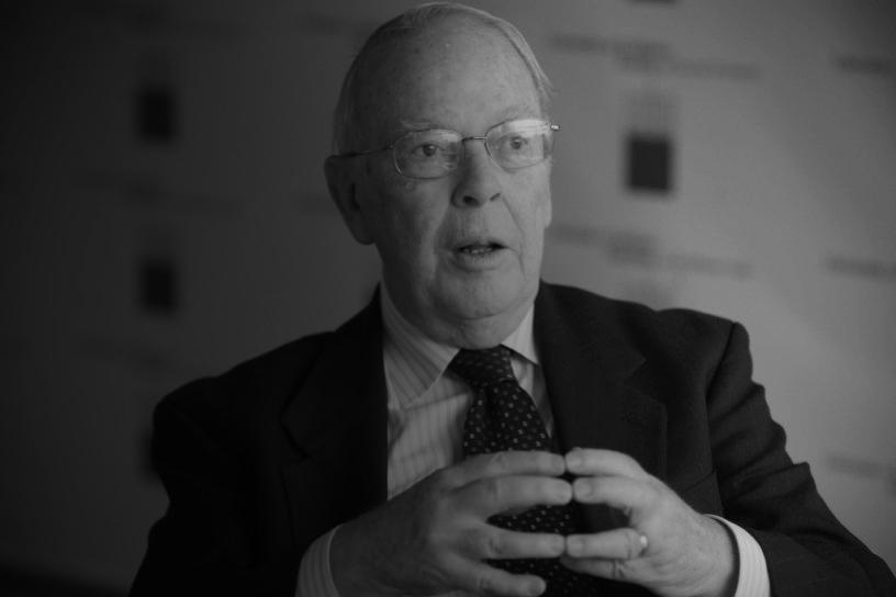 Maxwell McCombs, um dos criadores da Teoria Agenda Setting