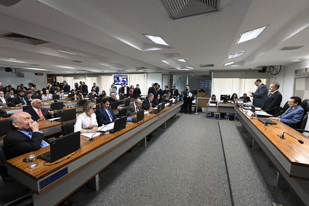 Foto: Edilson Rodrigues/Agência Senado (arquivo)