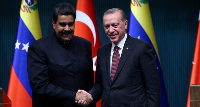Maduro e Erdogan