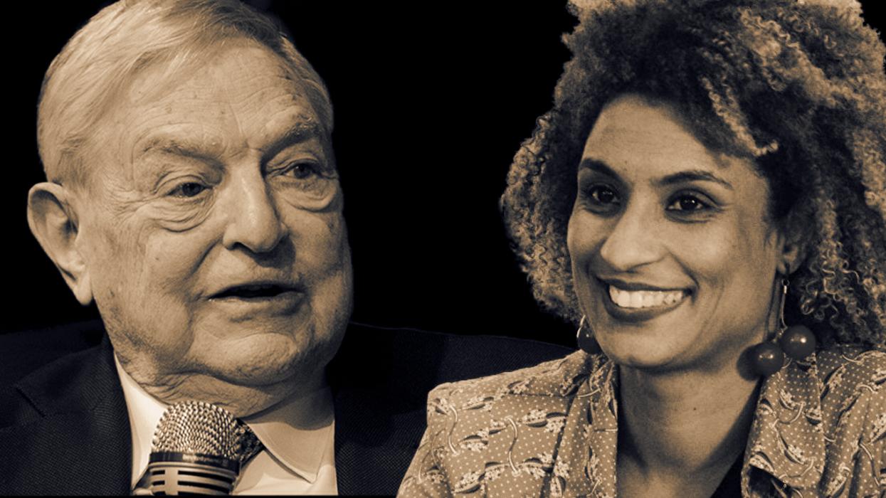Soros e Marielle