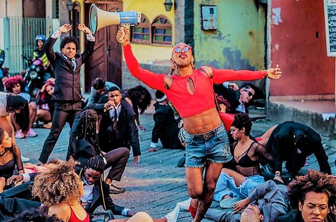 "Foto: Videoclipe da música ""Me solta"" - Nego do Borel"
