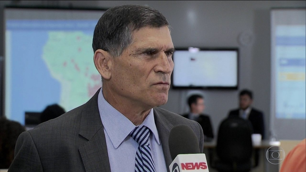 General Santos Cruz (Reprodução)