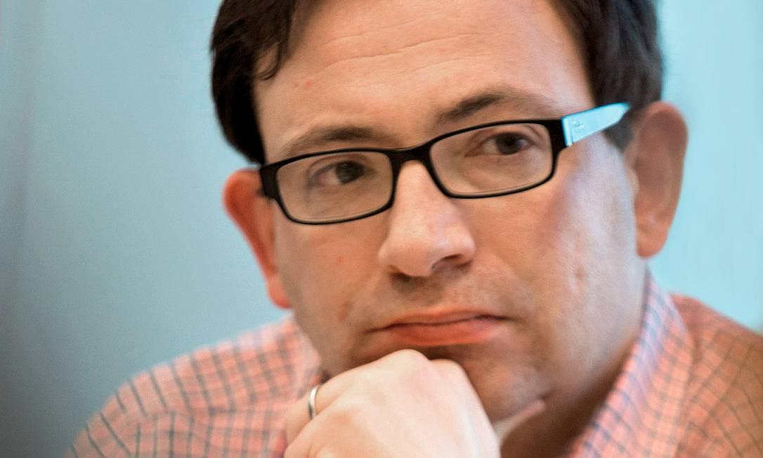 Matthew Stephenson (Foto: Mark Ostow - Harvard)