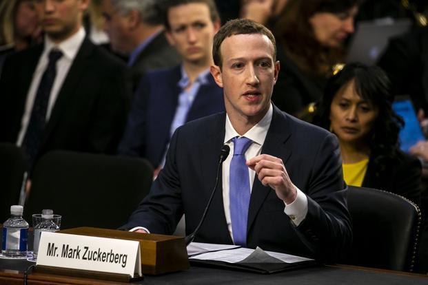 Mark no senado americano prestou explicações sobre parcialidade da rede social. Nenhum movimento semelhante ocorreu no Brasil até o momento.