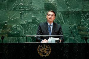 Bolsonaro na ONU (Parte I): Socialismo e Foro de São Paulo