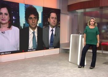 Crédito: Globo News (reprodução)