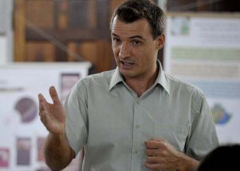 Ricardo Augusto Felicio, professor doutor da USP (Ricardo Matsukawa/Terra/Reprodução)