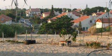 Colônia de Neve Dekalim, evacuada por Israel em 2005/ Foto: wikipedia