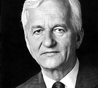 Ex-Presidente Alemão, Richard Von Weizsäcker