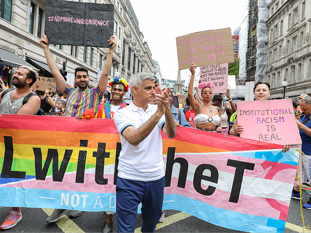 Tristan Fewings/Getty Images for Pride in London
