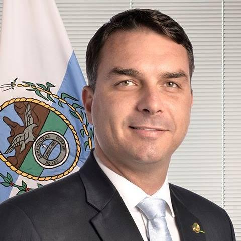 Flávio Bolsonaro, senador pelo estado do Rio de Janeiro/Divulgação Facebook