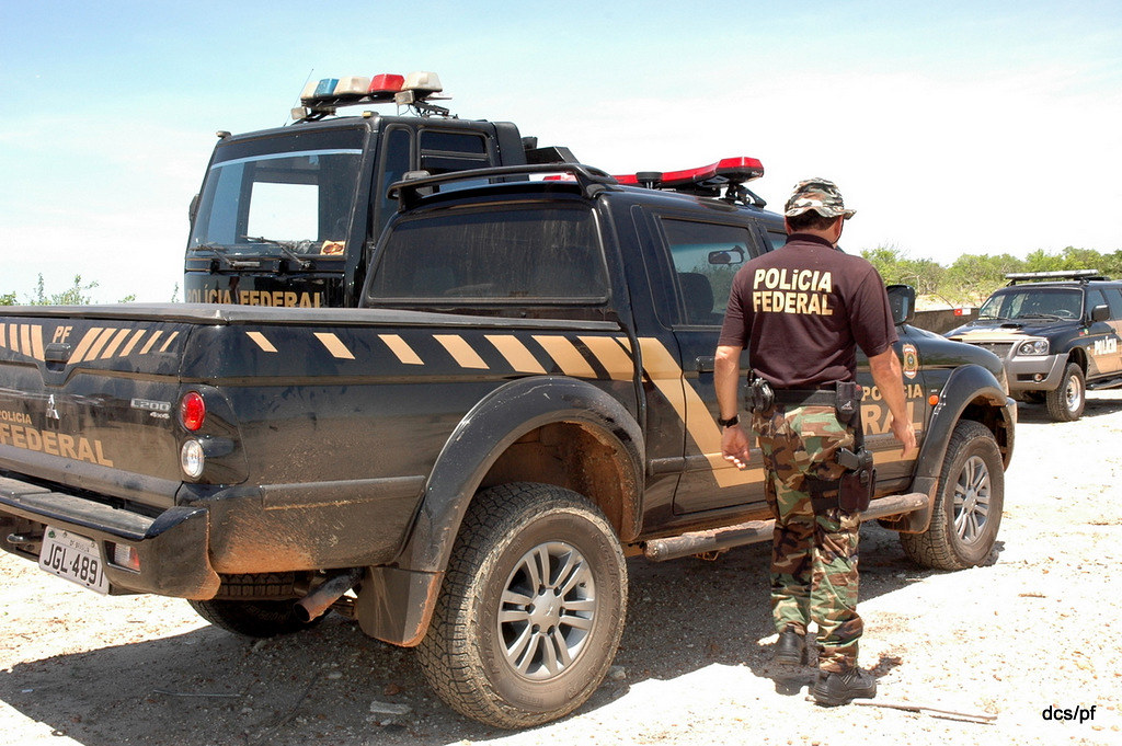 Flickr Polícia Federal