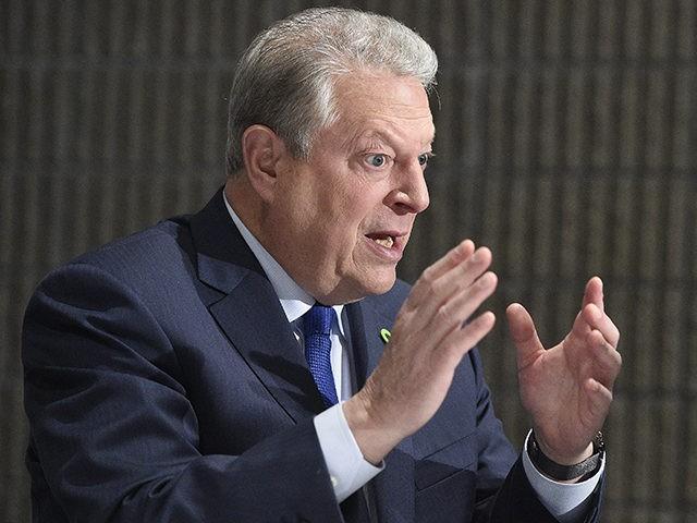 Al Gore (Mike Stewart/Photo)