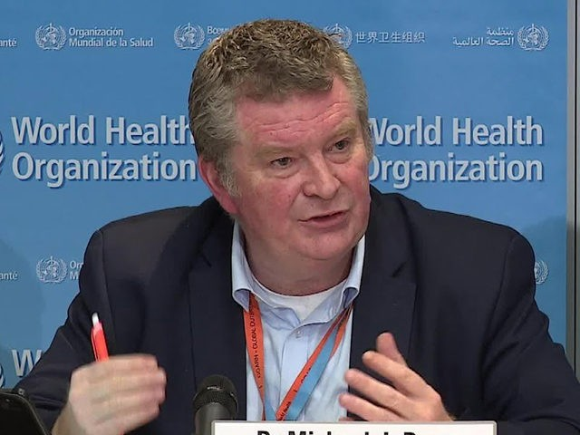 Dr. Michael Ryan. World Health Organization (WHO) / YouTube