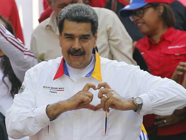 Nicolás Maduro. (Photo/Ariana Cubillos)