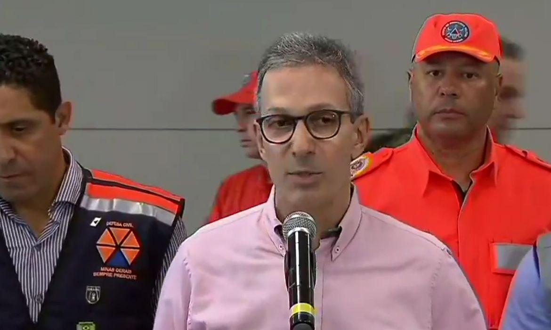 Governador de MG, Romeu Zema (Imagem Agência Brasil)