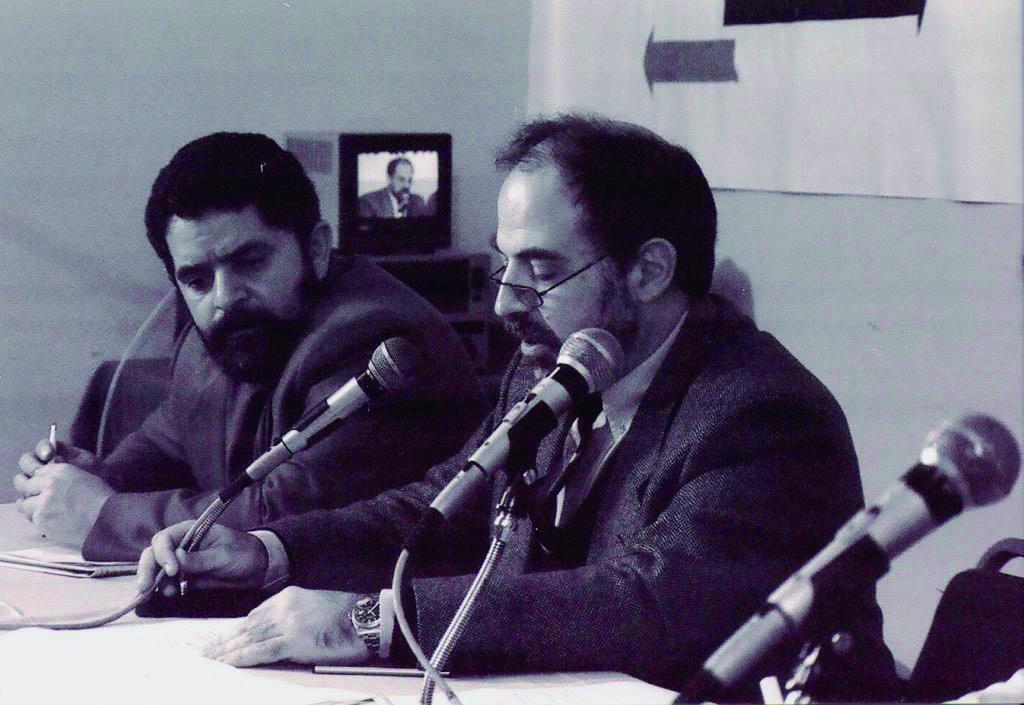Primeira reunião do Foro de São Paulo. Foto: Arquivo Foro de São Paulo.