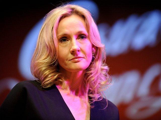 J.K. Rowling (Ben Pruchnie/Getty Images)