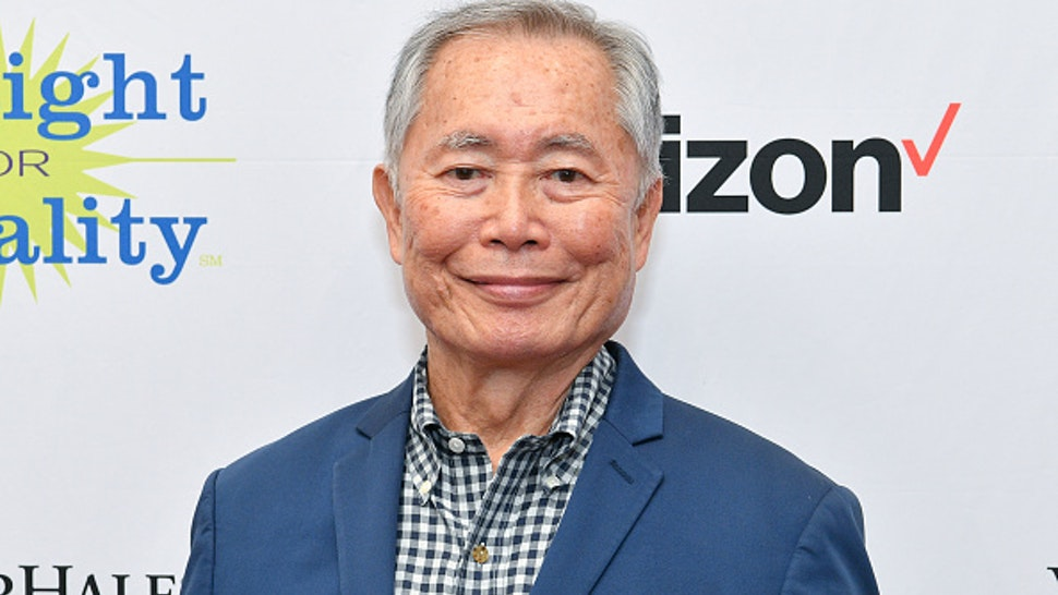 George Takei (Dia Dipasupil/Getty Images for PFLAG)