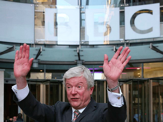 Anthony William Hall, diretor da BBC (Oli Scarff/Getty Images)