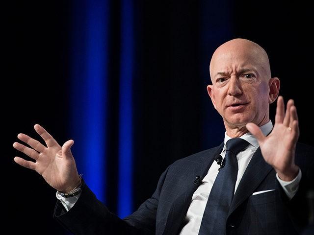 Jeff Bezos, fundador da Amazon (JIM WATSON/Getty Images)