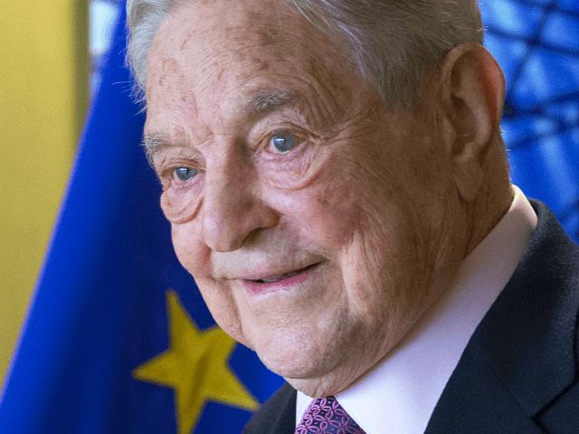 George Soros (OLIVIER HOSLET/Getty Images)