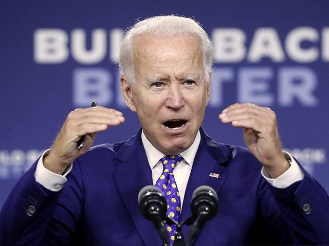 Candidato a presidente Joe Biden  (Photo/Andrew Harnik)