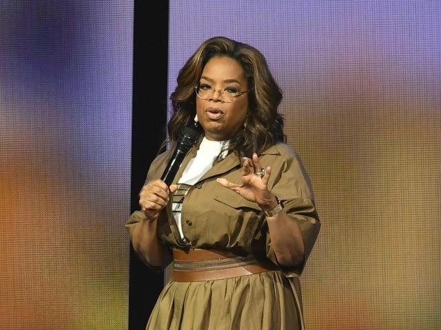 Oprah Winfrey (mpi04/MediaPunch /IPX)