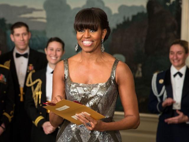 Michelle Obama (White House Photo / Pete Souza)