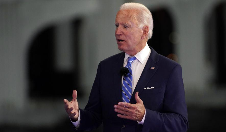 Joe Biden (Photo/Andrew Harnik)