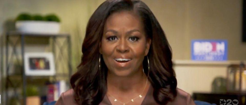 Michelle Obama (DNCC/Getty Imgages)