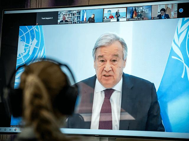 Antonio Guterres (MICHAEL KAPPELER/POOL/via Getty Images)