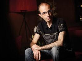 Foto de Yuval Noah Harari autor do livro Notas sobre a pandemia e breves lições para o mundo pós-coronavírus